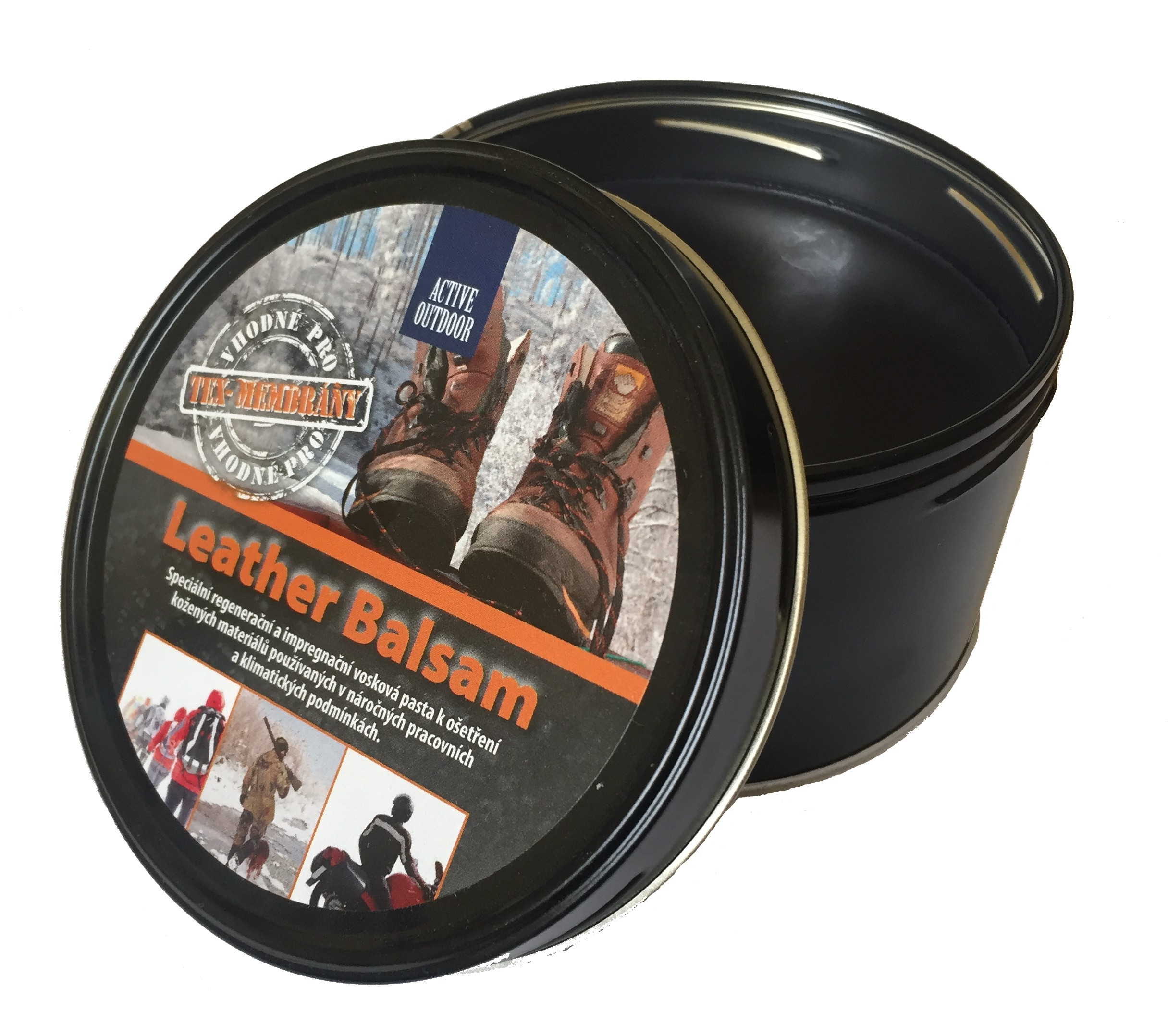 Active Outdoor leather balsam 250g
