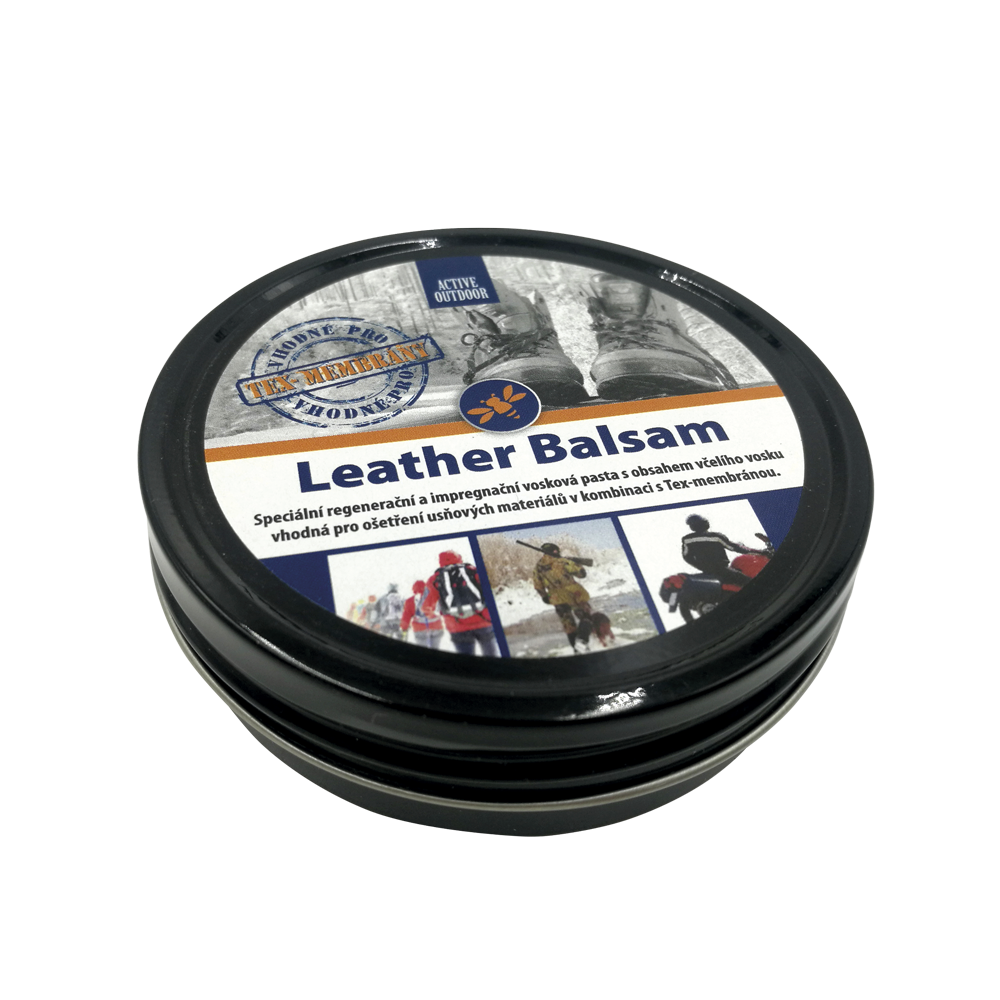 Active Outdoor leather balsam 75ml