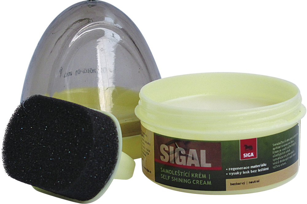 c79fb6b9183 SIGAL samoleštící regenerační krém 50ml